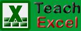 TeachExcel